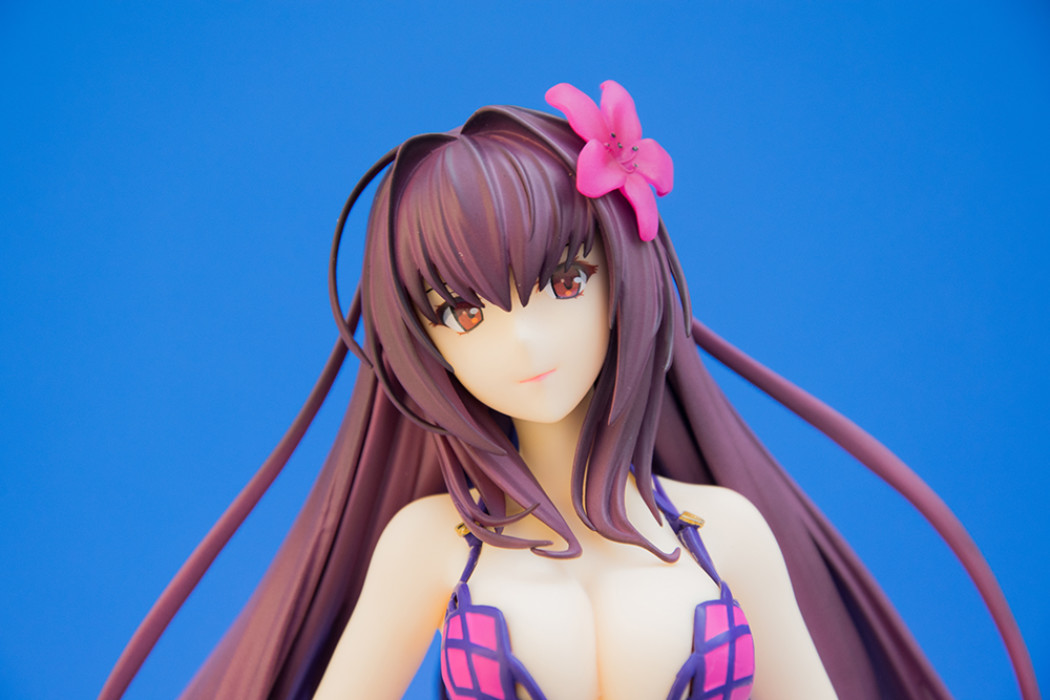 Fate/Grand Order: Assassin/Scathach by PLUM (Review)
