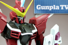 Gunpla TV – Episode 240 – We're Back, With MG Justice & RE/100 Hamma-Hamma!
