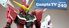 Gunpla TV – Episode 240 – We're Back, With MG Justice & RE/100 Hamma-Hamma!