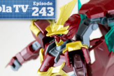Gunpla TV – Episode 243 – Mega Size Unicorn! HGBF Ninpulse!