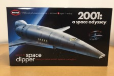 1/160 2001: A Space Odyssey Orion Space Clipper by Moebius/Platz – Part One – Unboxing