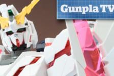 Gunpla TV – Episode 244 – Mega Size Unicorn! HGBF Gyanko!