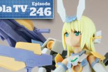 Gunpla TV – Episode 246 – Kotobukiya Special!