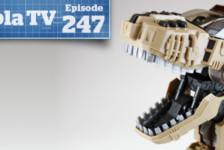Gunpla TV – Episode 247 – MG Ver. Ka ZZ & Gojulas the Ogre!