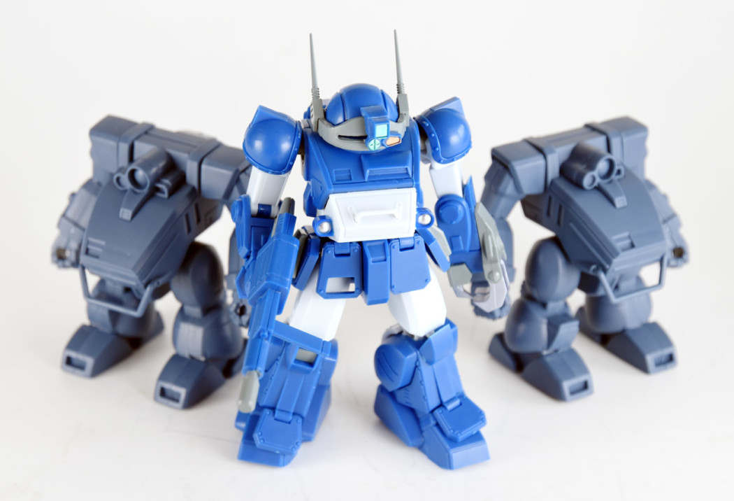 """1/48 Actic Gear Votoms AG-V19 AT Chronicles II """"Battle on Quent"""" by Takara Tomy (Part 2: Review)"""