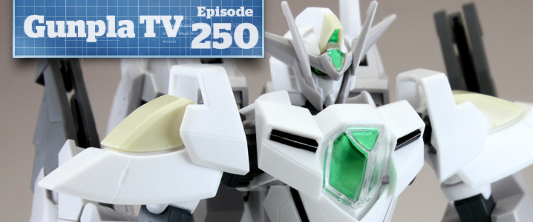 Gunpla TV – Episode 250 – HGBF Reversible Gundam!