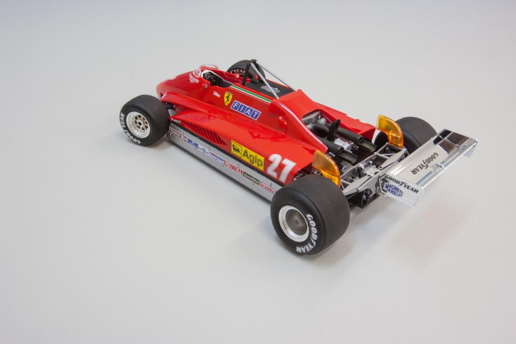 1/20 Fujimi Ferrari 126 C2
