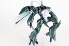 Robot Damashii Aura Battler Wryneck by Bandai (Part 2: Review)