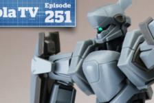 Gunpla TV – Episode 251 – Armslave Gernsback M9 Ver.1.5!