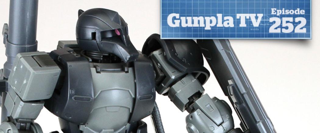 Gunpla TV – Episode 252 – HG Zaku I & Space Battleship Yamato 2202!