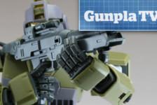 Gunpla TV – Episode 253 – MG GM Sniper Custom!
