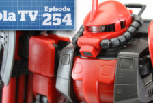 Gunpla TV – Episode 254 – Johnny Ridden Custom Zaku II!