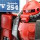 Gunpla TV – Episode 254 – Johnny Ridden Custom Zaku II!