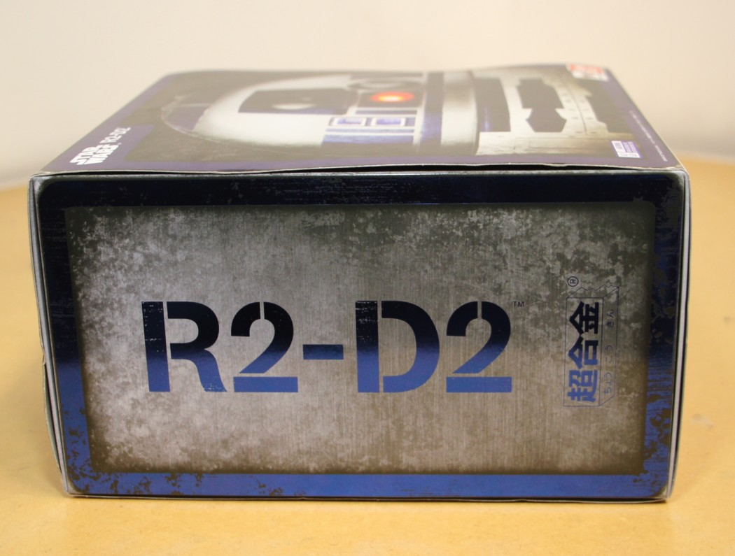 Chogokin (Super Alloy) x 12 Perfect Model R2-D2 (Star Wars: A New Hope) by  Bandai – Part One – Unboxing