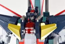 Soul of Chogokin GX-13R Dancouga Renewal Version by Bandai (Part 2: Review)
