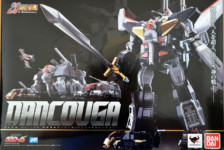 Soul of Chogokin GX-13R Dancouga Renewal Version by Bandai (Part 1: Unbox)
