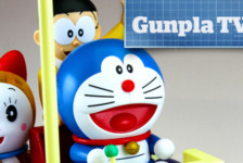 Gunpla TV – Episode 255 – Figure-rise Mechanics Doraemon & PG Exia!