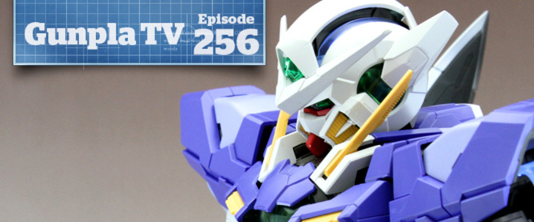 Gunpla TV – Episode 256 – Perfect Grade Exia!