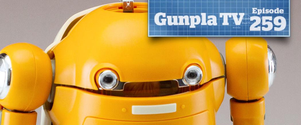 Gunpla TV – Episode 259 – Christmas Special!