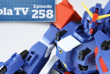 Gunpla TV – Episode 258 – HGUC Blue Destiny Unit 2 EXAM!
