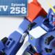 Gunpla TV – Episode 258 – HGUC Blue Destiny Unit 2 EXAM!