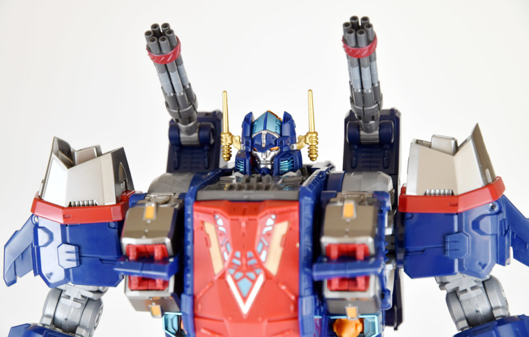 Diaclone: DA-14 Big Powered GV by Takara Tomy (Part 2: Review)