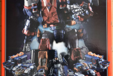 Diaclone: DA-14 Big Powered GV by Takara Tomy (Part 1: Unbox)