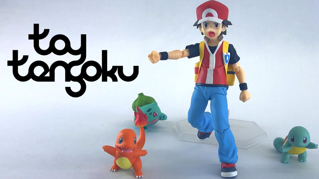 Toy Tengoku – Episode 44 – figma Red & Figure Collecting!