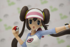 Pokemon: Rosa with Snivy by Kotobukiya (Review)
