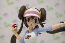 Pokemon: Rosa with Snivy by Kotobukiya (Review)