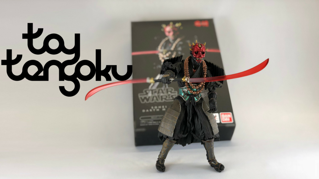 Toy Tengoku – Episode 45 – Meisho Darth Maul!