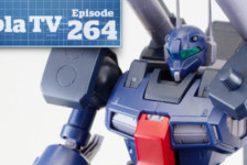Gunpla TV – Episode 264 – RE/100 Guncannon Detector!
