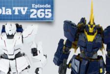 Gunpla TV – Episode 265 – RG Unicorn Banshee Norn!