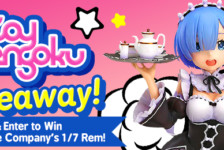 Toy Tengoku – Episode 47 – Re:ZERO's Light-Up Rem!