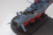 1/1000 Space Battleship Yamato 2202 by  Bandai Build