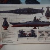 1/1000 Space Battleship Yamato 2202 by  Bandai Unboxing