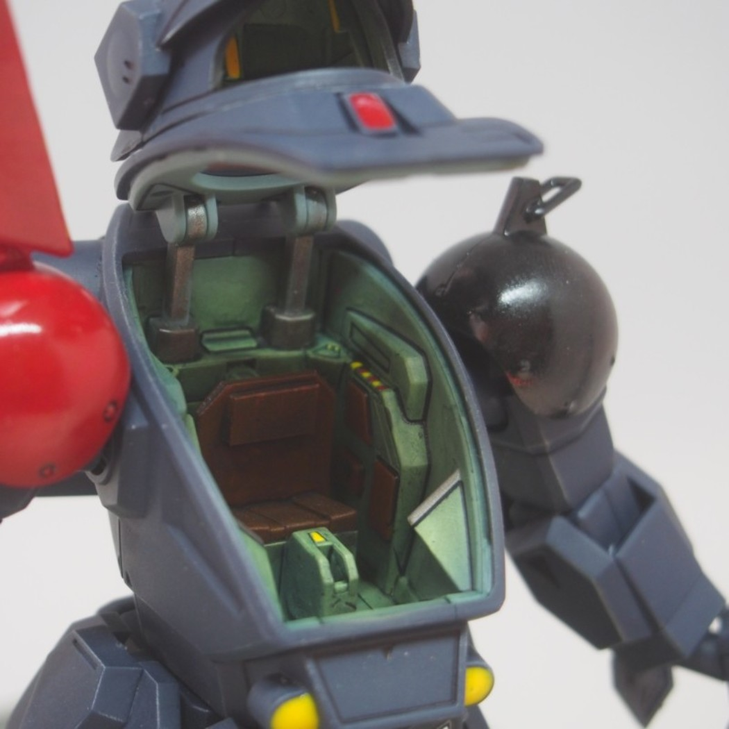 1/35 Votoms Blood Sucker ST Ver. by  Wave Build