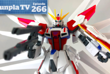 Gunpla TV – Episode 266 – HGBF Build Strike Galaxy Cosmos!