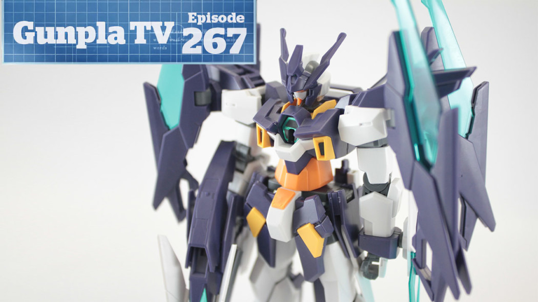 Gunpla TV – Episode 267 – Gundam Build Divers First Look!