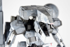 Riobot Metal Gear Sahelanthropus by Sentinel (Part 2: Review)