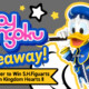 Toy Tengoku – Episode 52 – S.H.Figuarts Donald Duck from Kingdom Hearts!