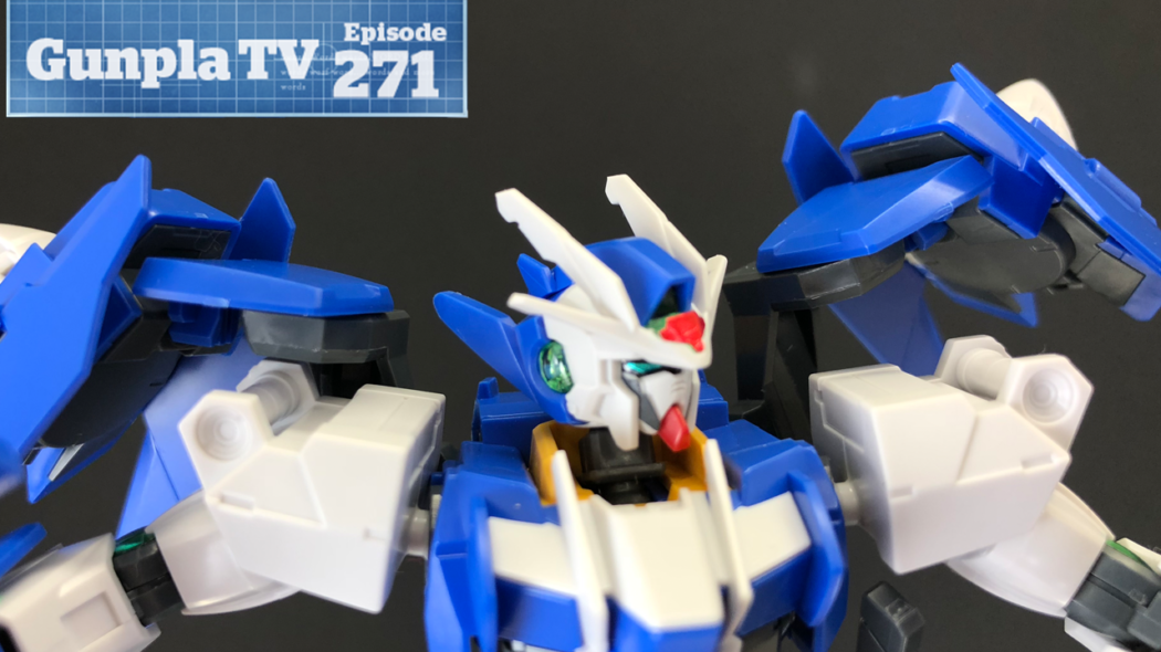 Gunpla TV – Episode 271 – Gundam Build Divers & Full Metal Panic!