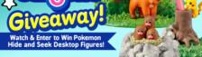 Toy Tengoku – Episode 54 – Pokemon Hide and Seek!