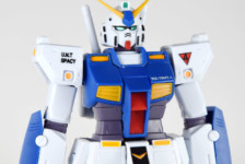 Robot Damashii RX-78NT-1 Gundam NT-1 ver. A.N.I.M.E. by Bandai (Part 2: Review)