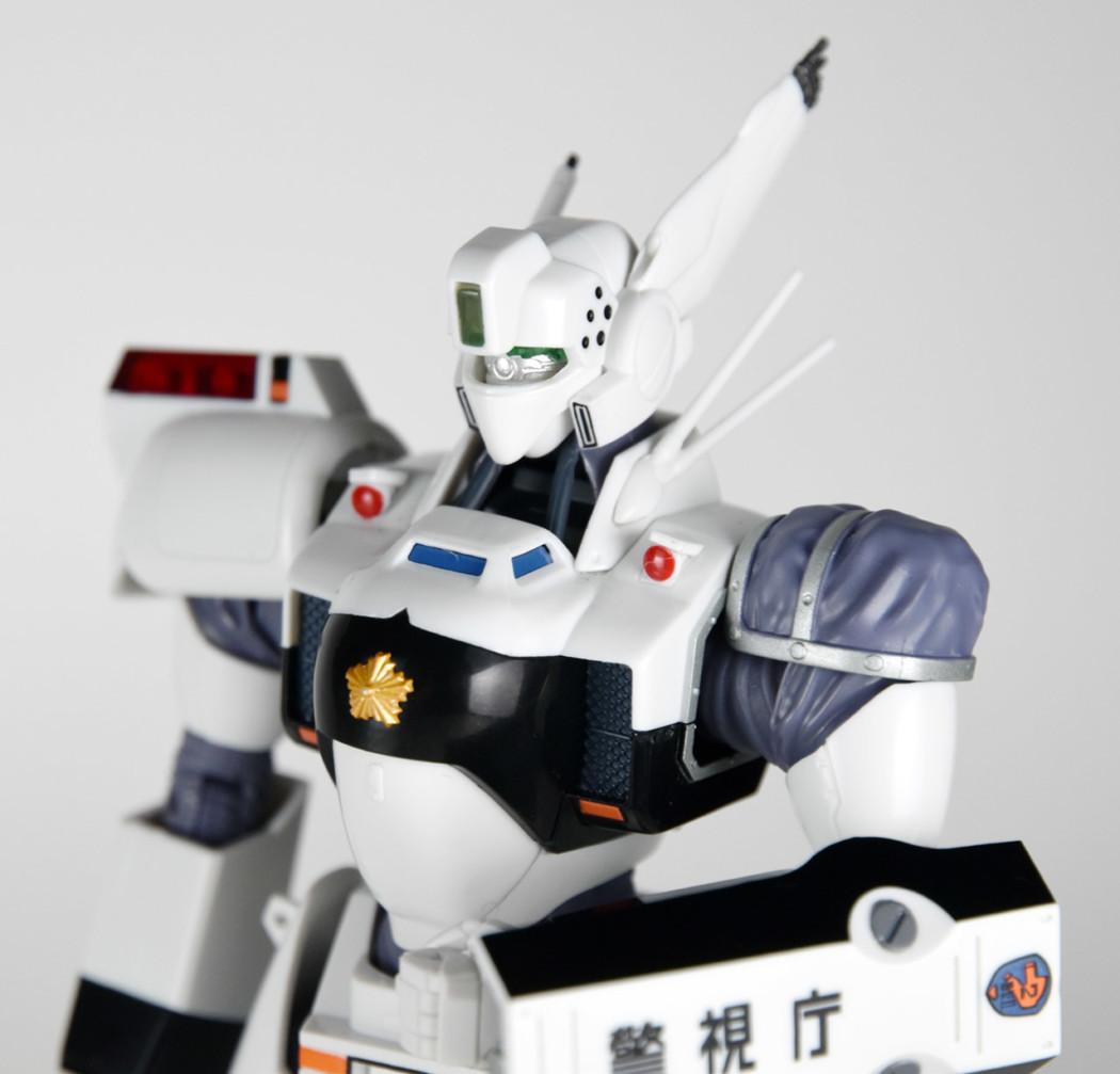 Robot Damashii Ingram 1 & 2 Parts Set by Bandai (Part 2: Review)