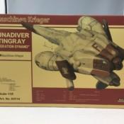 "1/35 Luna Diver Stingray ""Operation Dynamo"" by  Hasegawa – Unbox"