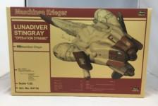 "1/35 Luna Diver Stingray ""Operation Dynamo"" Unboxing"