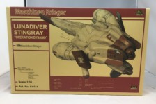 "1/35 Luna Diver Stingray ""Operation Dynamo"" by  Hasegawa – Unbox"