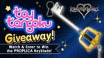 Toy Tengoku – Episode 56 – PROPLICA Keyblade from Kingdom Hearts!