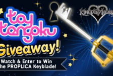 Toy Tengoku – Episode 56 – PROPLICA Keyblade from Kingdom Hearts!